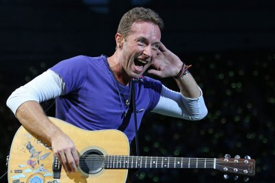 Coldplay uses animation, puppets in new 'Daddy' music video
