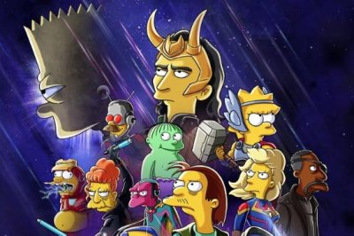 'Simpsons' to crossover with Marvel in 'The Good, The Bart, and The Loki'