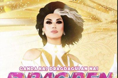 'RuPaul's Drag Race's Manila Luzon to host 'Drag Den' series