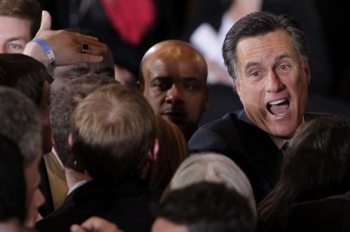 Romney asks for money from new supporters