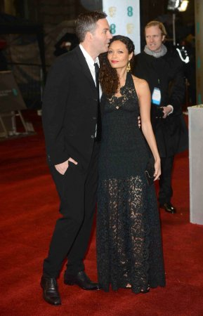 Thandie Newton welcomes baby boy in home birth