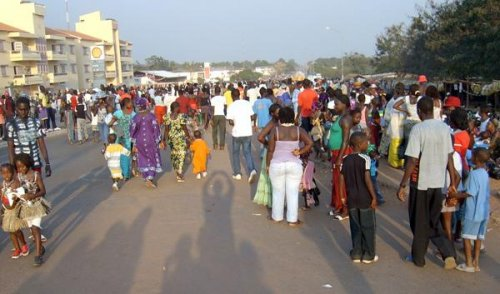 Guinea-Bissau holds first presidential and parliamentary elections since 2012