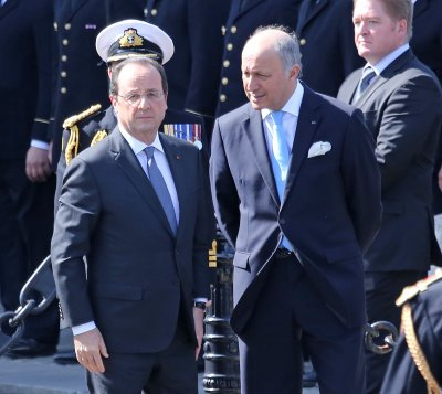 France prepared to support airstrikes against Islamic State in Iraq