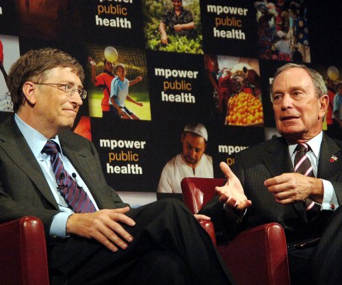 Michael Bloomberg, the Gateses tackle big tobacco globally