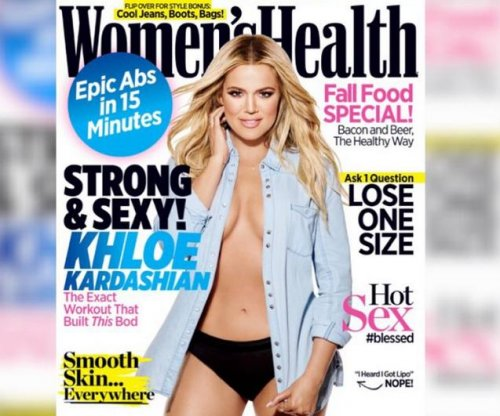 Khloe Kardashian shows off 35-pound weight loss