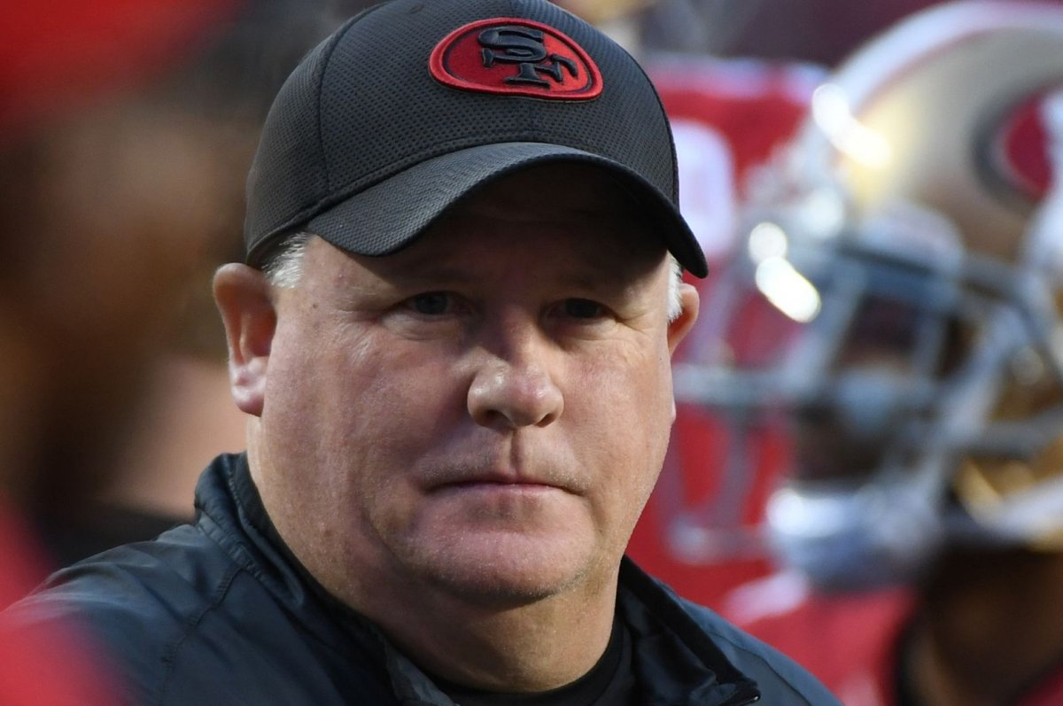 Chip-kelly-san-francisco-49ers-hoping-for-morning-glory-in-carolina