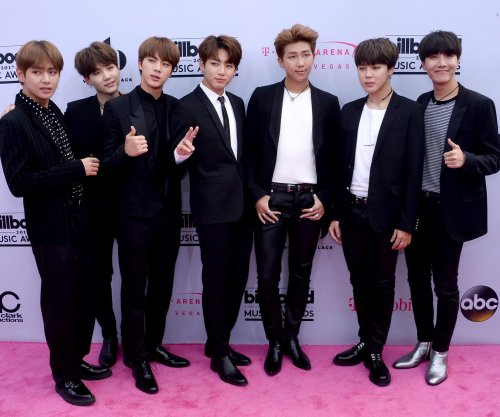 BTS' new album reaches No. 1 among Amazon music pre-orders