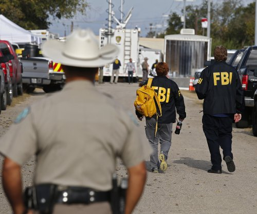 Air Force never entered Texas shooter's conviction in database