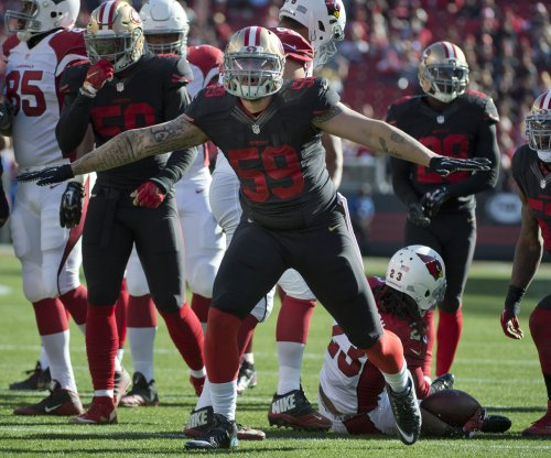 Chicago Bears cap day with Aaron Lynch signing