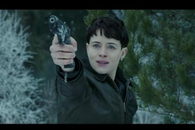 'The Girl in the Spider's Web' trailer introduces Claire Foy as Lisbeth Salander