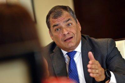 Ecuadorian court orders arrest of former President Rafael Correa
