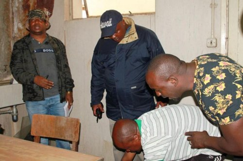 12 dead babies found in bags during Kenyan hospital raid
