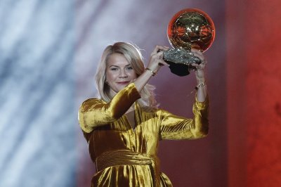 Ada Hegerberg wins first-ever women's Ballon d'Or