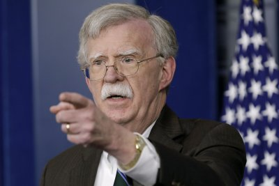Bolton warns Syria not to use chemical weapons after pullout