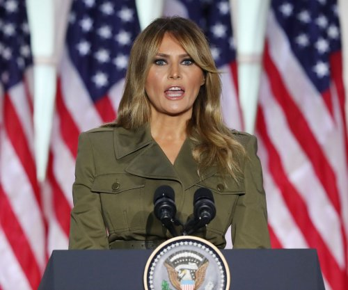 Melania Trump cancels campaign trip due to 'lingering cough'