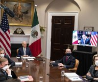 Biden, Lopez Obrador talk immigration, COVID-19 at 1st bilateral meeting