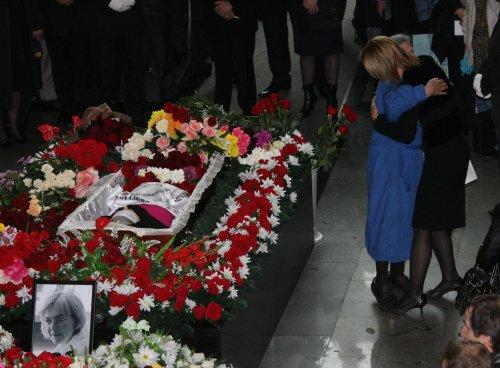 Editor: Politkovskaya's killer still free