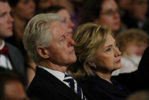 Bill Clinton says Hillary Clinton is 'not out of touch' with poor Americans
