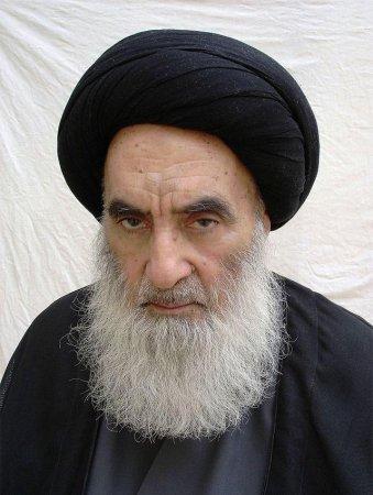 Iraqi Shiite cleric Sistani backs Abadi as prime minister