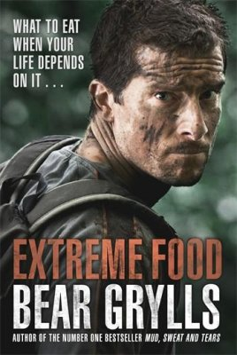 Bear Grylls releases new book 'Extreme Food'