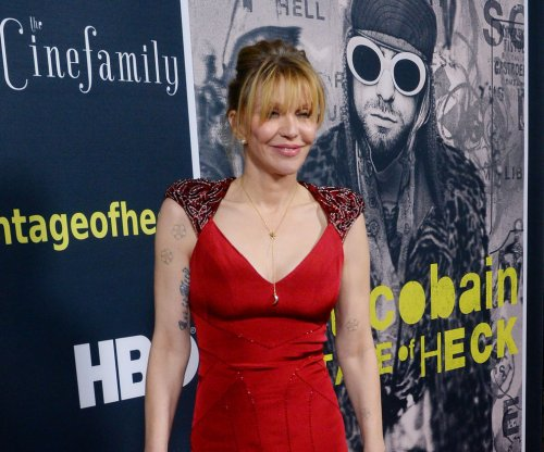 Courtney Love tweets 'I'm safer in Baghdad' after Uber car gets attacked in Paris