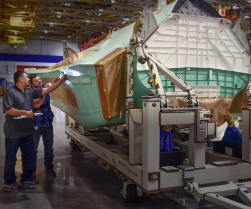 Northrop Grumman speeds manufacture of F-35 center fuselages