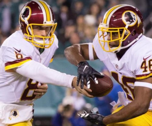 Washington Redskins nail down division title, playoff trip with win