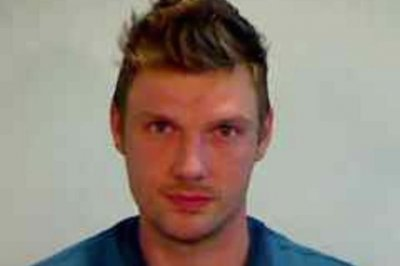Nick Carter arrested in Florida Keys