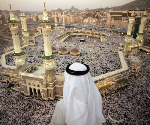 1.5M Muslims begin annual pilgrimage to Mina