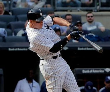 Aaron Judge continues power surge as New York Yankees beat Tampa Bay Rays