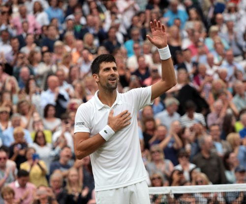 2017 Wimbledon: Novak Djokovic advances past Adrian Mannarino to reach quarterfinals