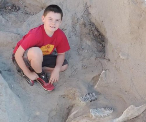 10-year-old helped discover million-year-old fossil