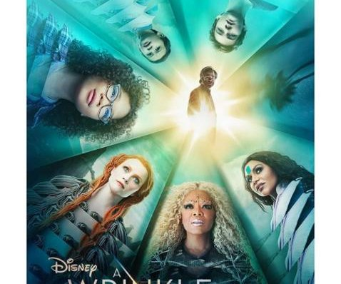 'A Wrinkle in Time' cast assembles on new poster
