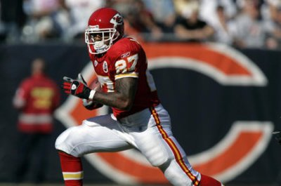 Ex-NFL RB Larry Johnson believes he has CTE