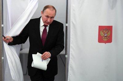 Intelligence report: Russia preparing to meddle in EU vote