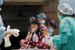 India COVID crisis could derail world economy