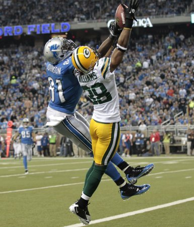 NFL: Green Bay 27, Detroit 15