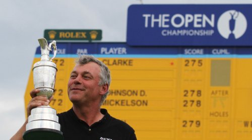 Donald, Mickelson in British Open group