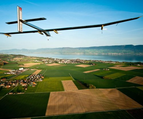 First solar-powered round the world flight to take off Monday
