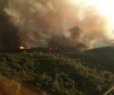 Northern California wildfires force more evacuations