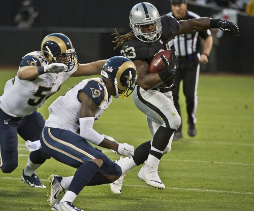 Report: Oakland Raiders waive RB Trent Richardson