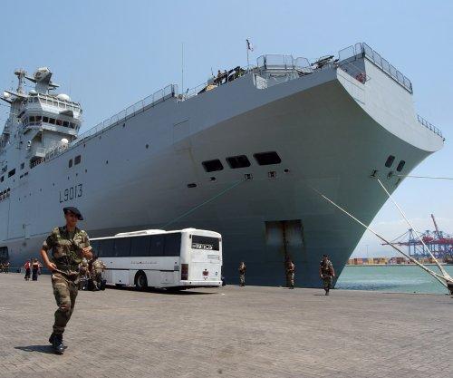 France canceled Mistral sale to Russia under NATO pressure