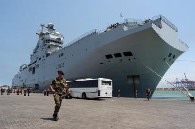 France canceled Mistral sale to Russia under NATO pressure