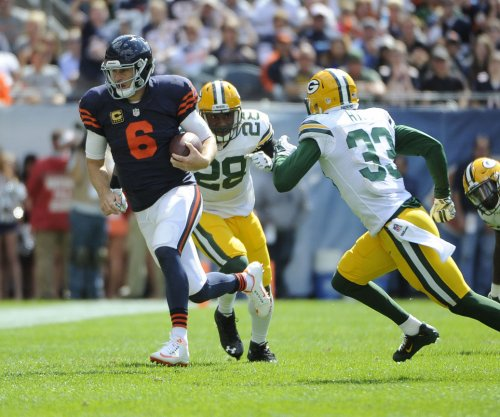 Chicago Bears: QB Jay Cutler questionable, LT Jermon Bushrod out