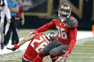 Buccaneers beat Falcons in overtime