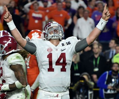 NFL Combine: Alabama, Michigan QB's among notable 2016 draft prospects not invited