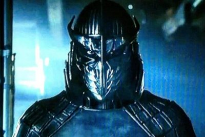 First look at 'Teenage Mutant Ninja Turtles 2's Shredder