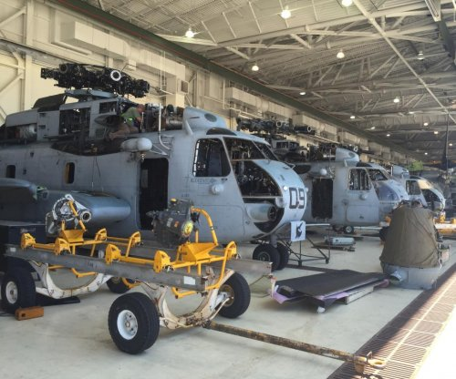 Navy announces 3-year CH-53E helicopter repair effort