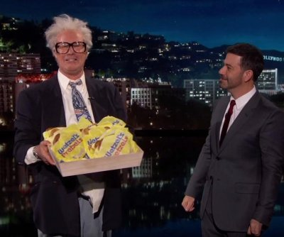 Will Ferrell reprises role as sports broadcaster Harry Caray on 'Jimmy Kimmel Live'
