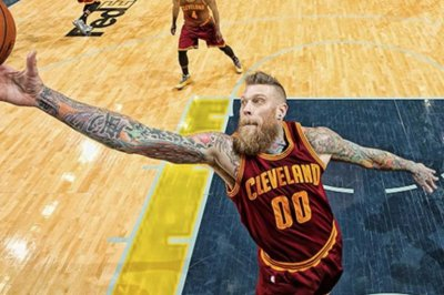 Cleveland Cavaliers' Chris Andersen suffers season-ending ACL injury